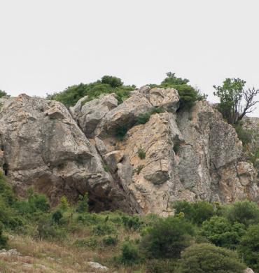 Пещера Марония